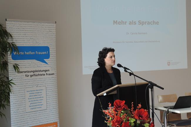 WhF-Tagung_Ministerin-Reimann